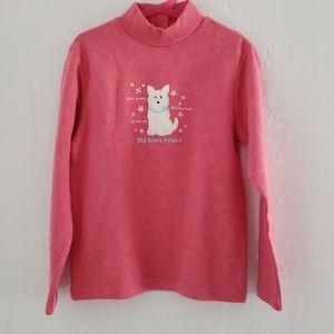 bossini Kids girls knit cotton sweater size 140